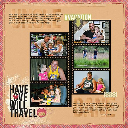 Have love will travel copy
