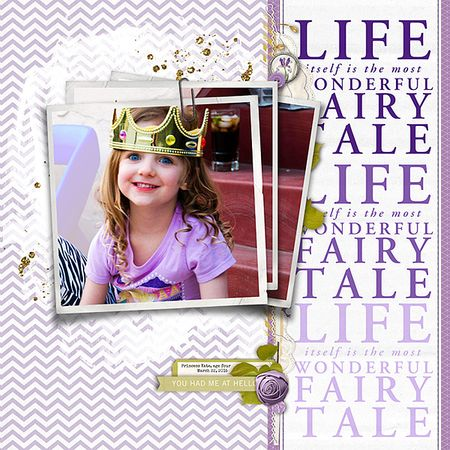 Life is a fairy tale